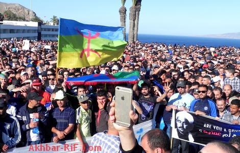 حراك الريف يدفع 530 مغربي لطلب اللجوء السياسي في اسبانيا خلال2017