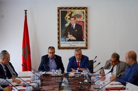 المجلس الإقليمي للحسيمة يصادق على عدد من النقاط خلال دورته العادية لشهر شتنبر