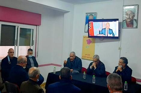 بحضور وزير العدل.. اتحاديوا الحسيمة: تعرضنا للمؤامرة والسرقة خلال انتخابات 2016