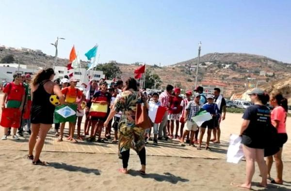 سلطات الحسيمة تُفكك مخيم للأطفال بعد ترديدهم شعارات مناوئة للمغرب