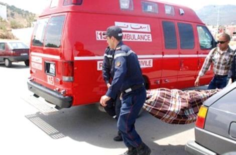 مصرع 3 مهاجرين سريين وإصابة آخرين في انقلاب سيارة بالدريوش