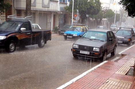نشرة إنذارية.. أمطار قوية بالحسيمة وتساقطات ثلجية بمرتفعات الريف
