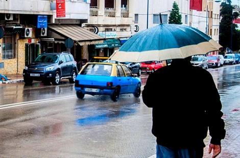 نشرة خاصة.. أمطار قوية وعاصفية مرتقبة بالريف وعدد من المناطق الأخرى
