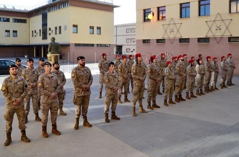 اسبانيا تدرس امكانية تحويل سبتة ومليلية المحتلتين إلى منطقتين عسكريتين