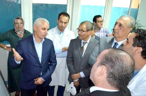 استنفار بوزارة الصحة اثر مقاطعة نحو 34 طبيبا عملهم بمستشفى الحسيمة