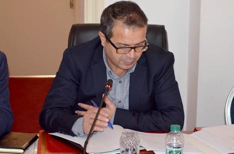 الكاتب الوطني للجامعة الوطنية لقطاع الداخلية يبرز تحديات ورهانات القطاع