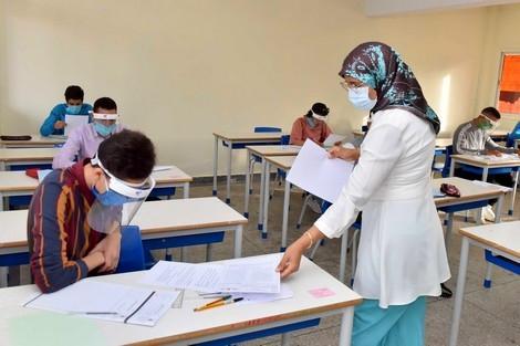 """وزارة أمزازي تعلن ضبط 1107 حالات غش في المرحلة الأولى من امتحانات """"الباك"""""""