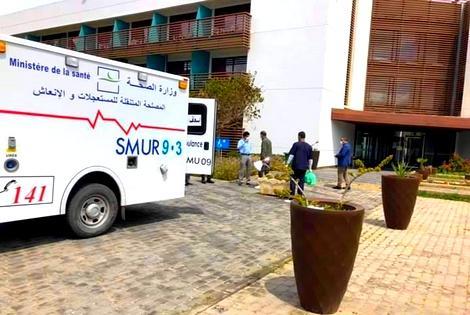 """فريق الرجاء الحسيمي يخضع للحجر الصحي بعد اصابة 6 لاعبين بـ""""كورونا"""""""