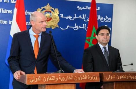 """بسبب حراك الريف.. الرباط ترفض زيارة مسؤولة هولندية و""""الفيزا"""" تنتظر وزراء مغاربة"""