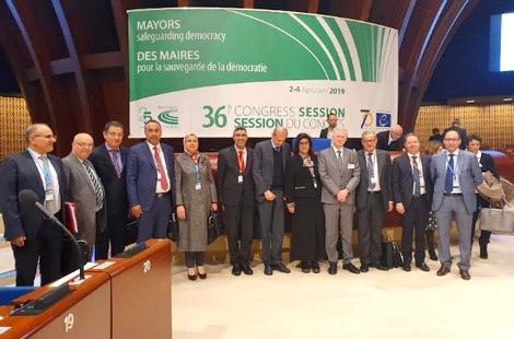 """رسميا.. المغرب أول بلد """"شريك من أجل الديمقراطية المحلية"""" بمجلس أوروبا"""