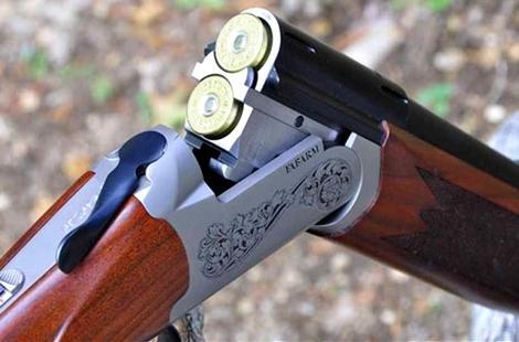 حجز بندقية وخرطوشات بالناظور