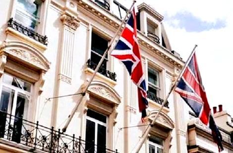 وفد من السفارة البريطانية بالرباط يزور الحسيمة ويجتمع بحقوقيين وجمعويين