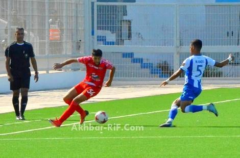 أربعة لاعبون جدد يوقعون لشباب الريف الحسيمي