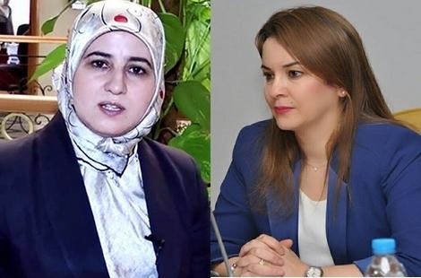 """برلمانية من الحسيمة تفكر في مغادرة الـPJD وشرفات أفيلال تُرحبُ بها في حزب """"الكتاب"""""""
