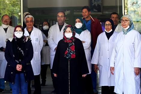 شفاء 60 حالة جديدة من فيروس كورونا بجهة طنجة تطوان الحسيمة
