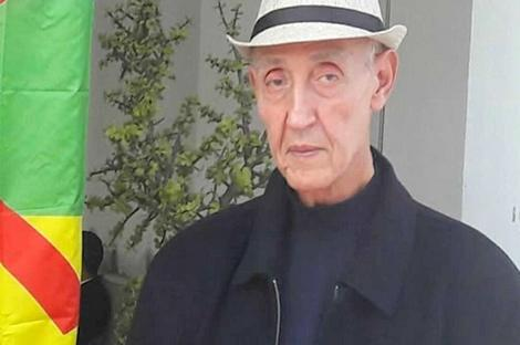 وفاة أحمد الدغرني مؤسس أول حزب أمازيغي في المغرب
