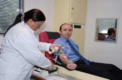 الحسيمة أكثر المدن تبرعا بالدم على المستوى الوطني خلال رمضان