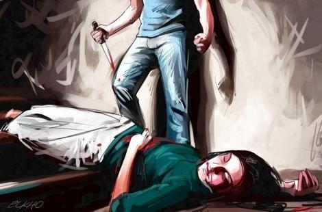 مهاجر مغربي في إسبانيا يقتل إبنه ويطعن زوجته ثم يُنهي حياته بالانتحار