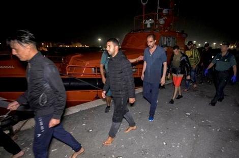 24 ألف مهاجر غير شرعي وصلوا إلى إسبانيا على متن 1098 قاربا