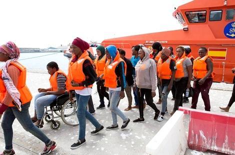 إسبانيا: تراجع بـ45% في عدد المهاجرين غير النظاميين الذين وصلوا عن طريق البحر