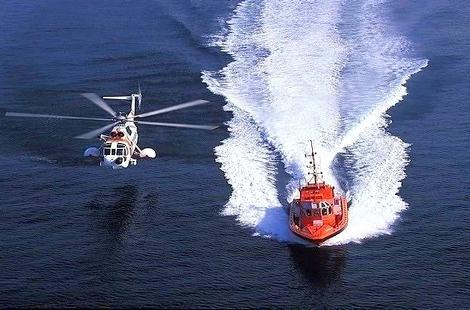 اطلاق عملية بحث واسعة لإنقاذ 35 مهاجرا سري أبحروا من سواحل الريف