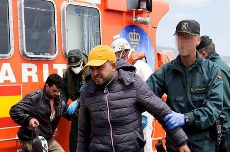 إشادة إسبانية بجهود المغرب في مجال مكافحة الهجرة السرية