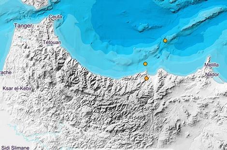 هزة أرضية متوسطة القوة تضرب تماسينت بإقليم الحسيمة