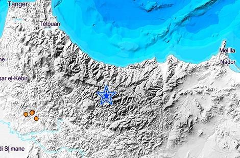 تسجيل هزة أرضية بقوة 3.6 درجات بجماعة تاركيست إقليم الحسيمة