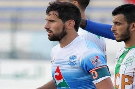 اللاعب أحمدوش يغادر شباب الريف الحسيمة صوب البطولة العراقية