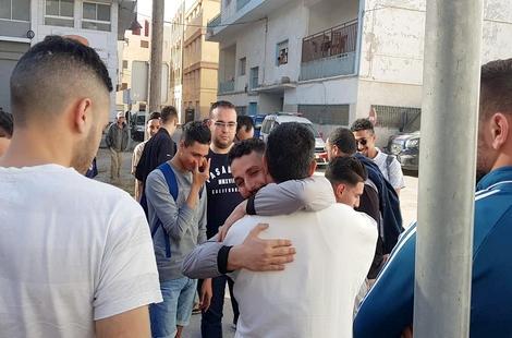 الحسيمة.. معتقلان آخران يعانقان الحرية بعد قضائهما سنتين حبساً نافذة
