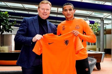 إحتارين يتحدث عن قراره اللعب لهولندا ونصيحة زياش ويعاتب المسؤولين المغاربة