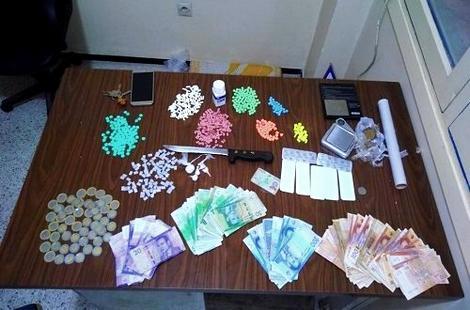توقيف شخص بالدريوش بحوزته كمية كبيرة من الإكستازي والكوكايين