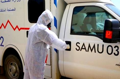 حالة وفاة جديدة و 8 إصابات بفيروس كورونا بالحسيمة