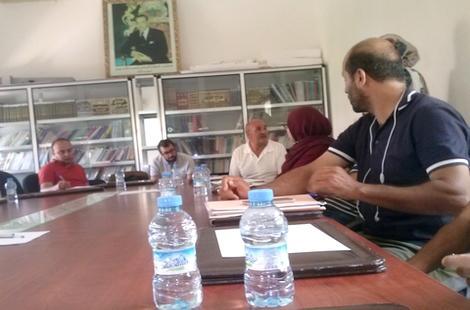"""ملحقة الجهة بالحسيمة تحتضن برنامج """"مشاركة مواطنة """" لدعم المجتمع المدني"""