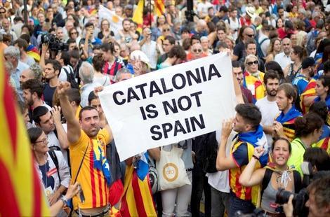 إسبانيا.. السجن لقادة سابقين داعمين للإنفصال بجهة كتالونيا