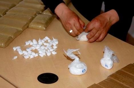 """ابتدائية الحسيمة تدين متهما بترويج """"الكوكايين"""" بـ9 سنوات سجنا نافذا"""