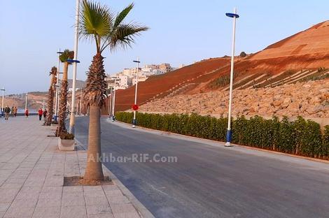رصد أزيد من نصف مليار لتهيئة المساحات الخضراء بمدينة الحسيمة