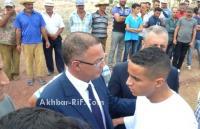 شقيق إحتارين: الجامعة استغلت العزاء للحديث عن المنتخب
