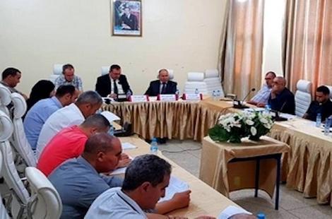 تحالف جديد يتشكل ببني بوعياش لإنهاء رئاسة اكروح للمجلس الجماعي