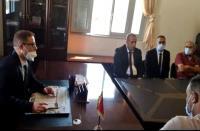 انتخاب الاتحادي فريد المزلوفي رئيسا لجماعة لوطا خلفا للحنودي