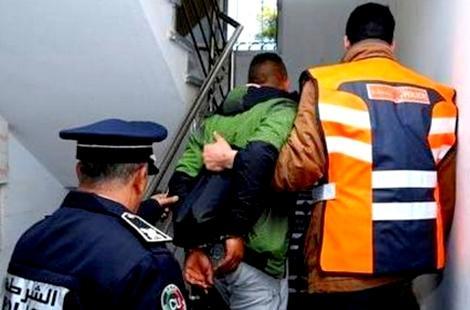اعتقال المشتبه فيه بقتل زوجين بضواحي الدريوش