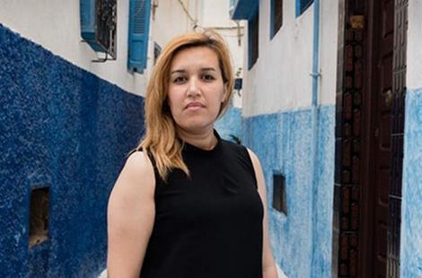 سلطات مطار الناظور تمنع الناشطة في حراك الريف نوال بنعيسى من السفر إلى هولندا