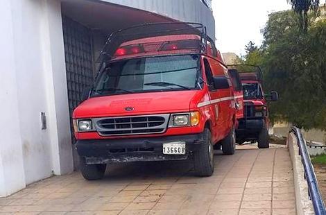 مصرع امرأة واصابة 5 أشخاص في حادثة سير مروعة بالقرب من الحسيمة