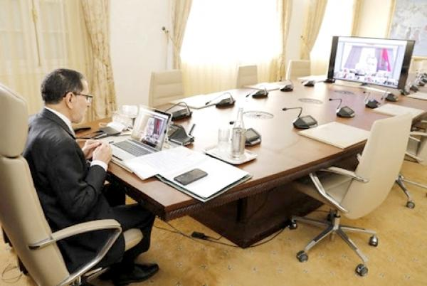 مجلس الحكومة يتدارس تمديد سريان مفعول حالة الطوارئ الصحية