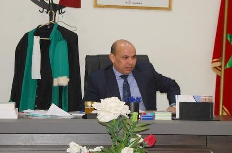 الحسيمة.. رئيس المحكمة الابتدائية بترجيست يستضيف إعلاميين بمكتبه