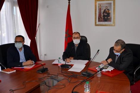 المجلس الإقليمي للحسيمة يعقد دورته العادية ويصادق على 3 نقاط