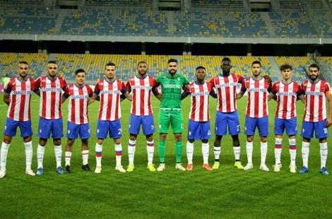 البطولة الاحترافية.. رسميا فريق المغرب التطواني يغادر قسم الكبار