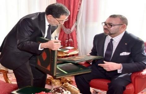الملك يستقبل العثماني لإستفساره عن اقتراحاته بخصوص التعديل الحكومي