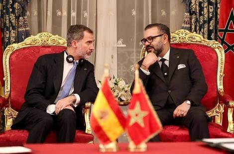 المغرب وإسبانيا يوقعان على 11 اتفاقية تعاون في مجالات الجريمة والهجرة غير الشرعية