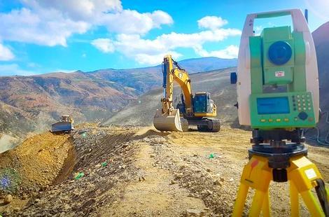 """نسبة تقدم الأشغال في سد """"غيس"""" بإقليم الحسيمة بلغت 24 في المائة +(صور)"""